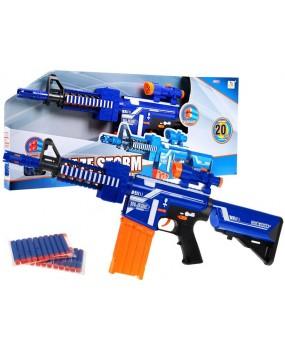 Detská puška Blaze Storm modrá